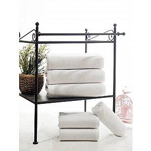 Комплект махровых полотенец PHILIPPUS, белый, 50*90 см - 12 шт