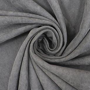 Шторы вельвет Amore Mio RR 1403-340, серый, 200*270 см