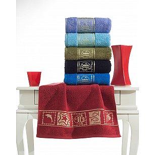 Комплект махровых полотенец TWO DOLPHINS BALIK