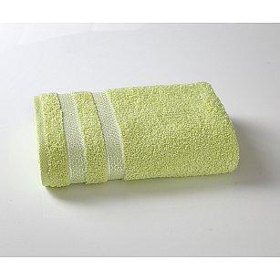 """Полотенце махровое """"KARNA PETEK"""", зеленый, 70*140 см"""