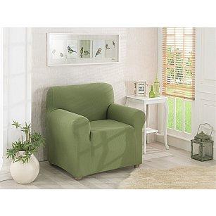 """Чехол для кресла """"KARNA NAPOLI"""", зеленый"""