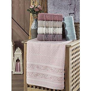 Комплект махровых полотенец PHILIPPUS SMART COTTON MALAGA, 50*90 см - 6 шт