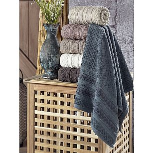 Комплект махровых полотенец PHILIPPUS SMART COTTON MONACO, 50*90 см - 6 шт