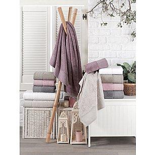 Комплект бамбуковых полотенец DO&CO GOLGE, 50*90 см - 6 шт