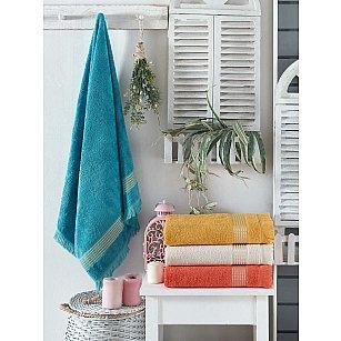 Комплект бамбуковых полотенец DO&CO CECLILA, 50*90 см - 4 шт