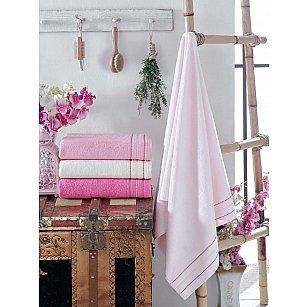 Комплект бамбуковых полотенец DO&CO ADELA, 50*90 см - 4 шт