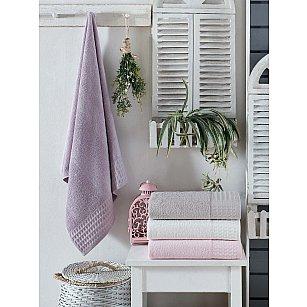 Комплект бамбуковых полотенец DO&CO GENEVA, 50*90 см - 4 шт