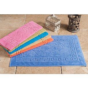 Комплект махровых полотенец PHILIPPUS для ног, 50*70 см - 6 шт