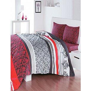 КПБ Cotton Life Armada (70*70/2 шт), красный ( 1.5 спальный)