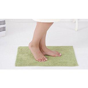 """Коврик для ванной """"MODALIN FLET"""", зеленый, 40*60 см"""
