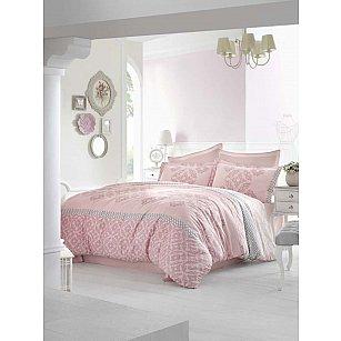 Комплект постельного белья ALTINBASAK ALONA  (2 спальный), розовый