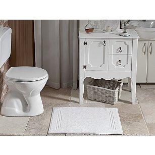 """Полотенце для ног гостиничное """"GREN"""", белый, 50*70 см"""