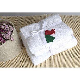 Полотенце махровое Shalla, белый, 50*90 см