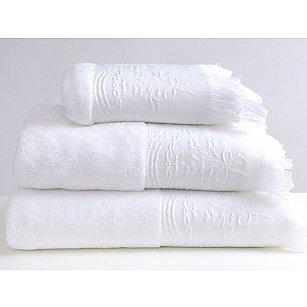 Полотенце махровое Sense, белый