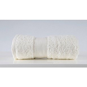 Полотенце махровое Shalla, молочный, 50*90 см