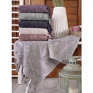 Комплект махровых полотенец DO&CO VASE, 50*90 см - 6 шт