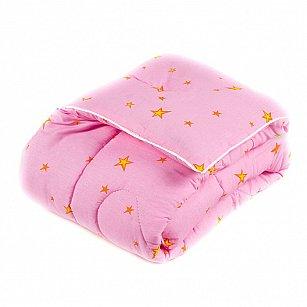 Одеяло 110*140 'Непоседа' силикон волокно/бязь ОХБН-11