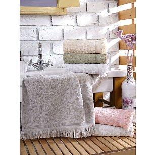 Комплект махровых полотенец DO&CO SIDE, 50*90 см - 6 шт