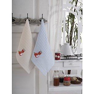 "Набор вафельных салфеток ""FESTIVAL"", v1, 45*65 см - 2 шт"