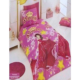 КПБ Бязь Cotton Life Prenses детский (1.5 спальный)
