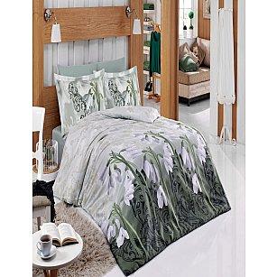 КПБ Cotton Life Creton Botanic (50*70/2 шт), мультиколор ( 2 спальный)