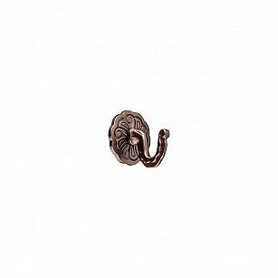 """Комплект крючков для штор """"Классика"""", дизайн 109.688, коньяк"""