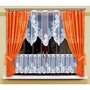 Комплект штор для кухни Ariel