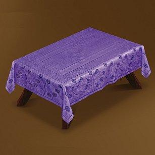 Скатерть №221570-100, фиолетовый