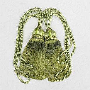 Кисти Ajur HK K7-06, зеленый, 60 см