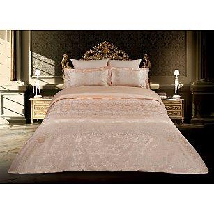 КПБ сатин Buenas noches Gracia (2 спальный), персиковый