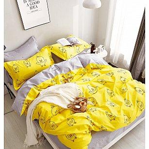 КПБ Сатин Twill дизайн 194 (1.5 спальный)