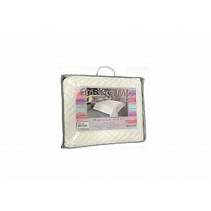 Покрывало флок Amore Mio Soft, молочный, 200*220 см