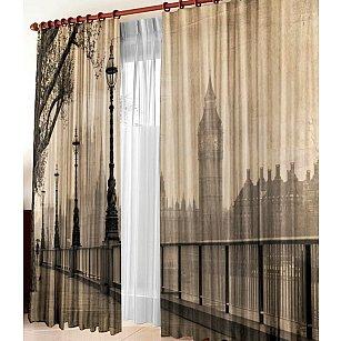 Фотошторы Улицы Лондона