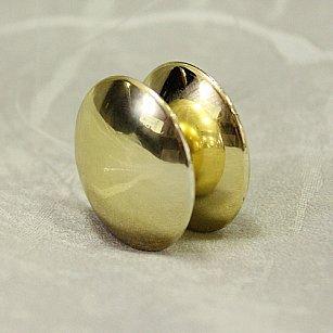 Набор магнитов AL 2 круглая леска, золотой