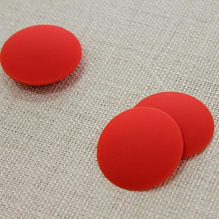 Набор магнитов AL 7 круглая леска, красный