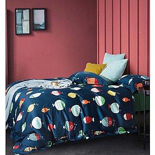 КПБ Мако-сатин Imperium дизайн 184 (1.5 спальный)