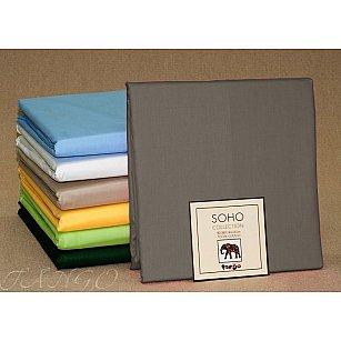 Простынь Сатин Soho дизайн 14, 240*260 см