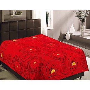 """Плед Absolute """"Розы красные"""", красный, 150*200 см"""