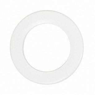 Комплект из 10-ти люверсов универсальных, белый 24