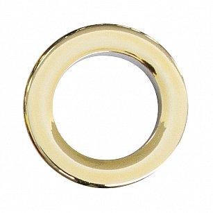 Комплект из 10-ти люверсов универсальных, золото блестящее 01