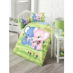КПБ Ясли Ранфорс Elephant (Новорожденный)