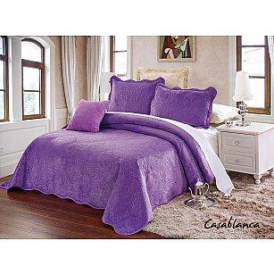 Покрывало Танго Casablanca, фиолетовый, 240*260 см
