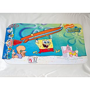 Детский коврик для ванной SpongeBob Squarepants, 50*80 см
