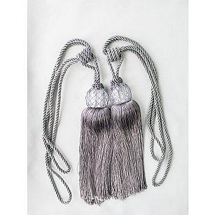 Кисти Ajur HK 2618-5, серый, 50 см