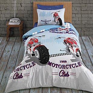 КПБ Arya ранфорс Racing (1.5 спальный)