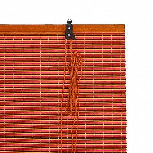 """Бамбуковая рулонная штора """"Маргарита"""", 160 см-A"""