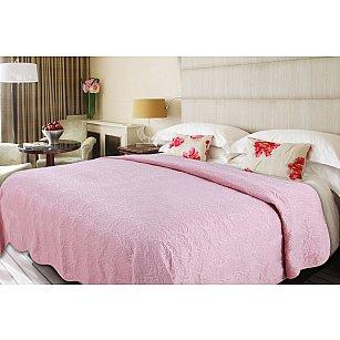 Покрывало Amore Mio Soft Deco, розовый, 200*220 см