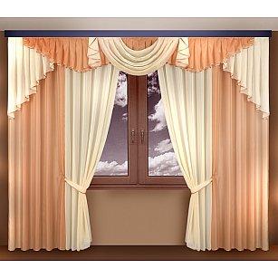 Комплект штор №777320