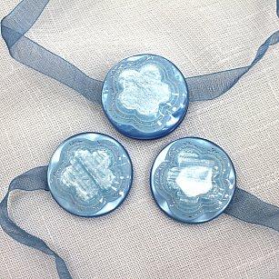 Набор магнитов M13-6 lenta, голубой