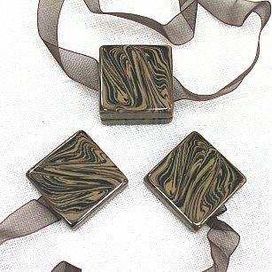 Набор магнитов M14-8 lenta, коричневый